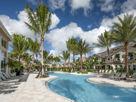 Resort Style Pool | The Quaye at Wellington